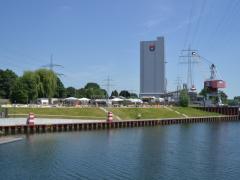 Hafenbecken Stadthafen