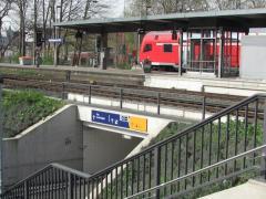 Hauptbahnhof Osteingang