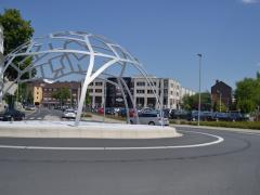 Kunst Am Kreisverkehr Hertener Straße