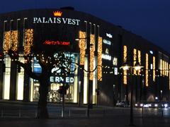 Palais Vest Weihnachten