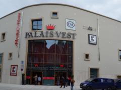 Palais Vest Seiteneingang
