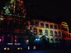 Rathausshow RE Leuchtet