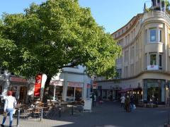 Blick auf die Münsterstrasse