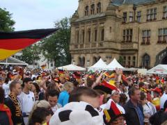 Public Viewing Rathausplatz