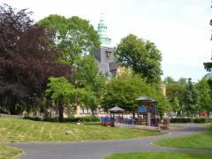 Spielplatz Erlbruchpark